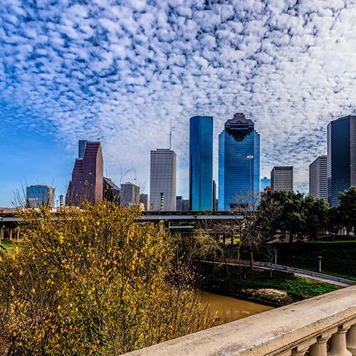 downtown photo of Houston
